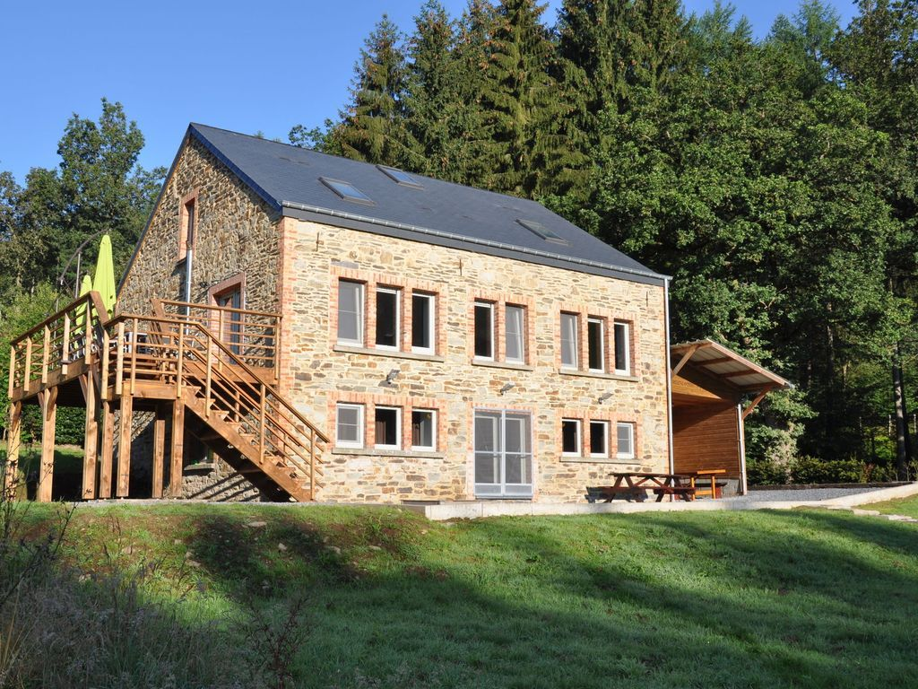 Provista residencia en Houffalize