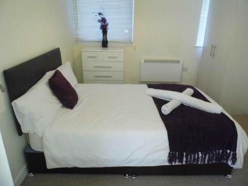 Flat with parking included in Warrington
