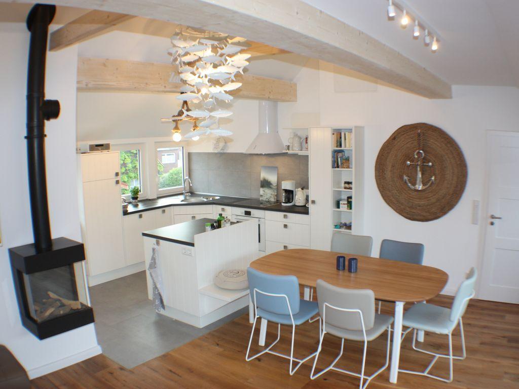 Chalet auf 90 m² in Juist