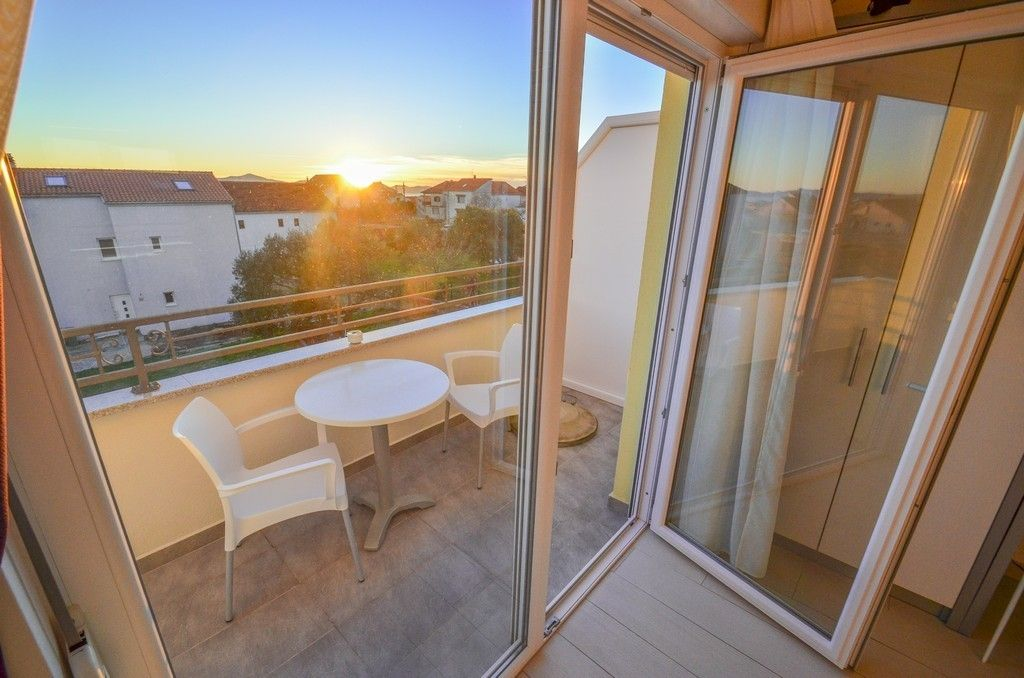 Apartamento (95 m²), terraza (60 m²), en el centro, a 10 personas