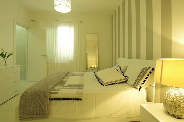 Hébergement bien équipé à 1 chambre