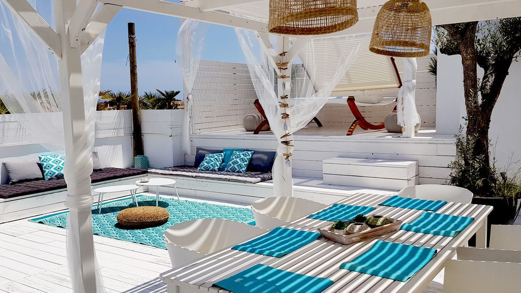 Holiday rental in Cala ratjada for 4 people