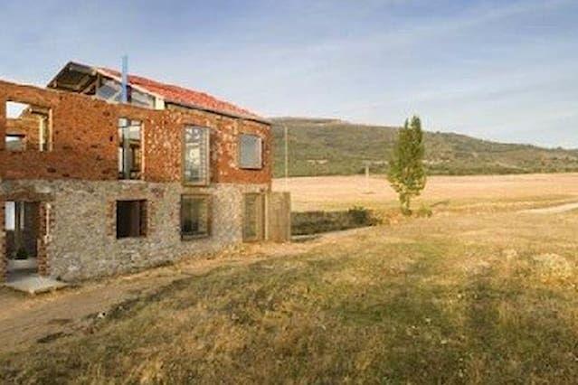 Casa para 2 personas en Porquera de los infantes (palencia)