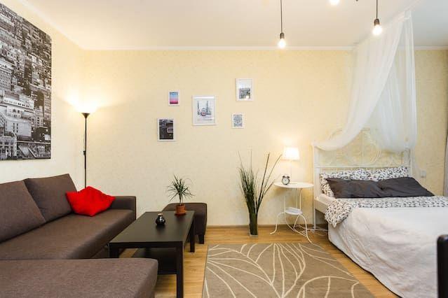 Apartamento acogedor de 37 m²
