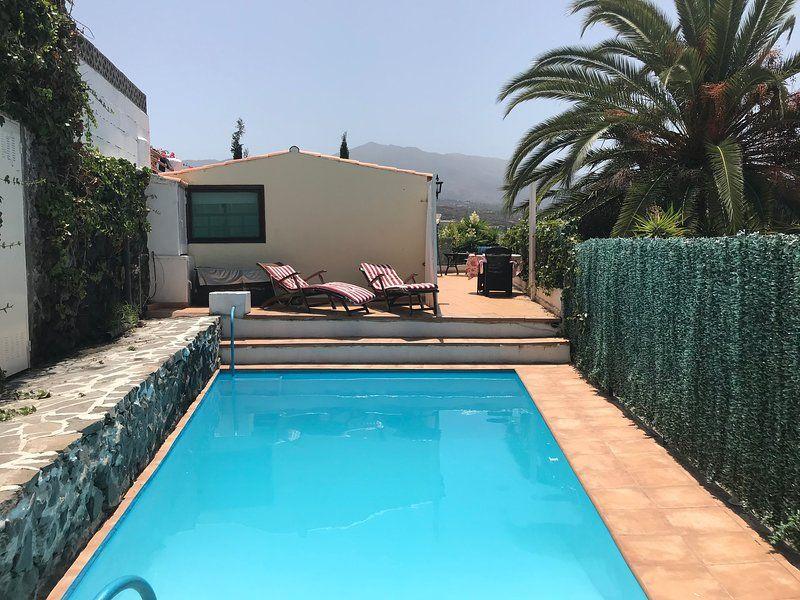 Apartamento con piscina privad