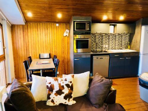 Alojamiento en Valberg de 1 habitación