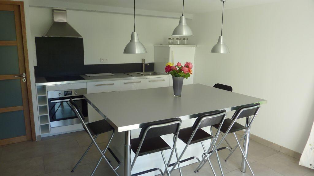 Hébergement de 50 m² pour 4 PAX