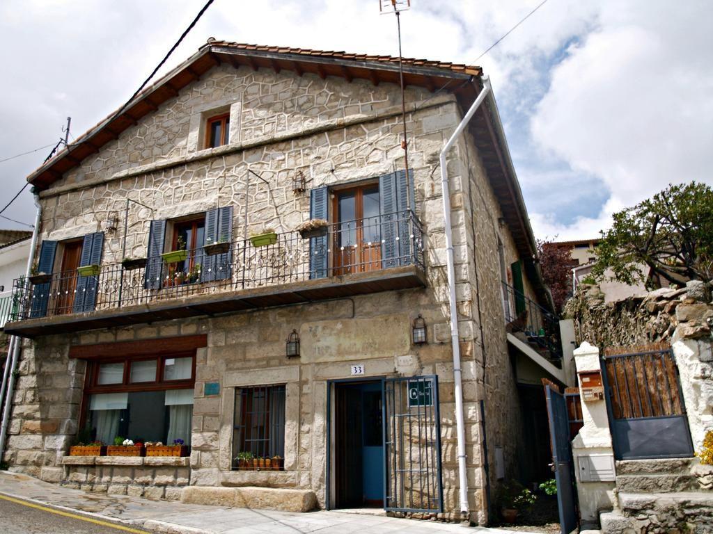 Atractiva residencia en Bustarviejo