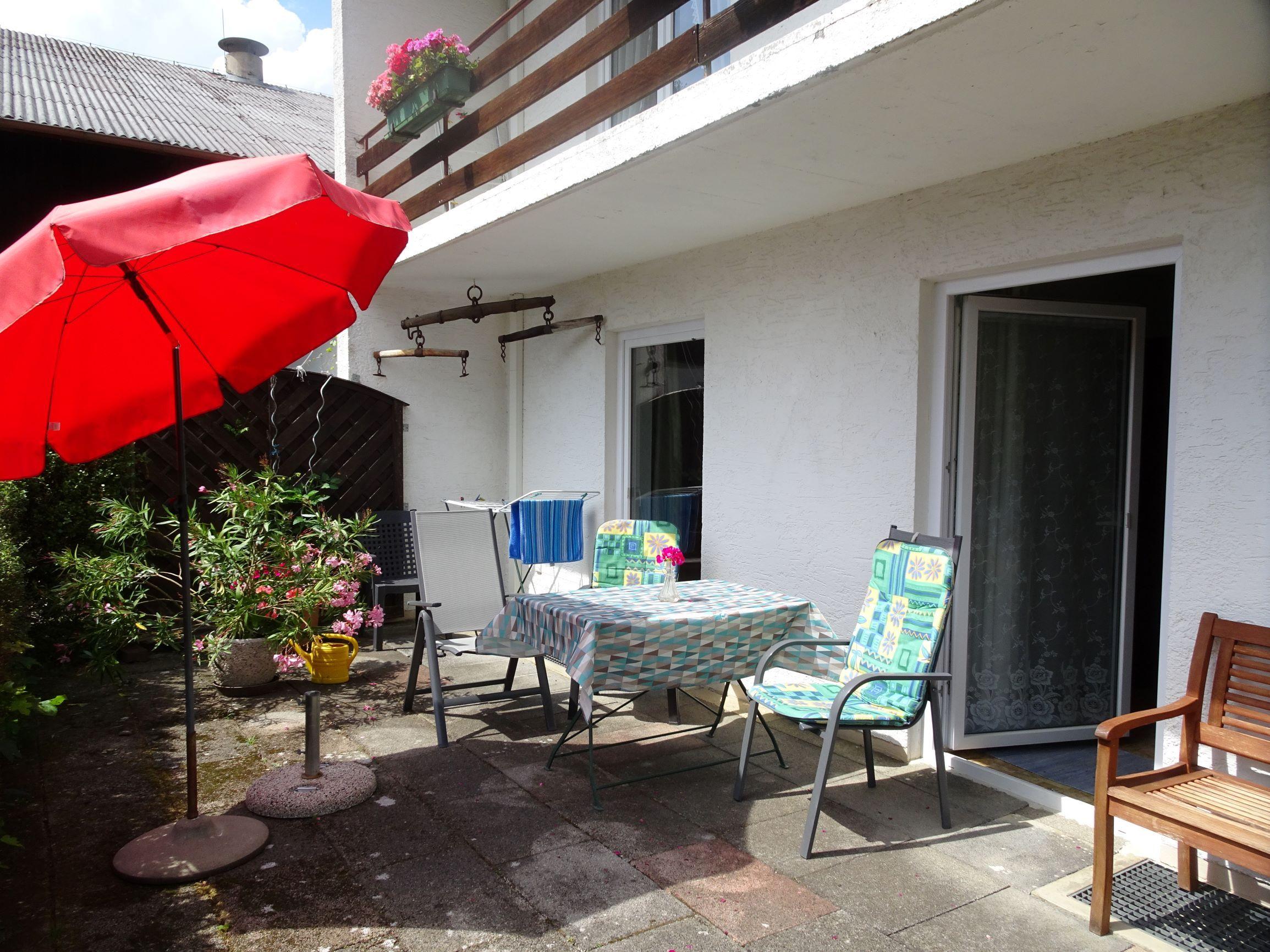 Haus Strobl (DE Gstadt). holiday flat