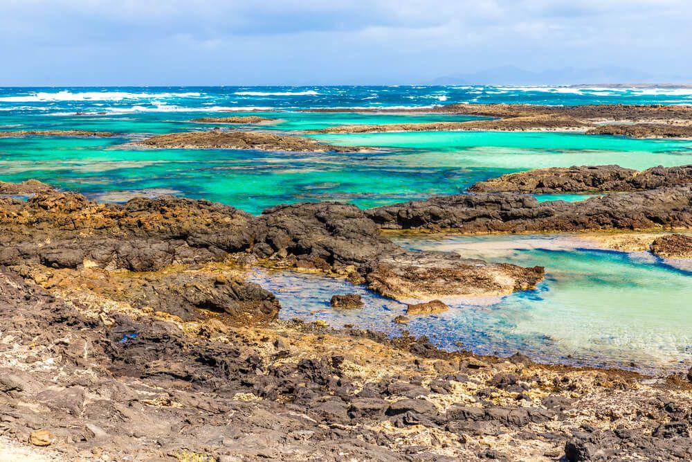Playa el Cotillo, Fuerteventura