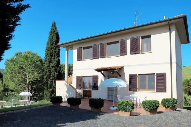 Alojamiento para 5 huéspedes en Rosignano marittimo