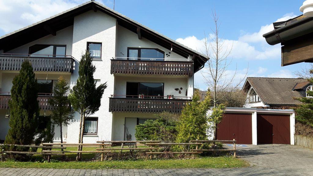 Logement à Winterberg/züschen de 2 chambres
