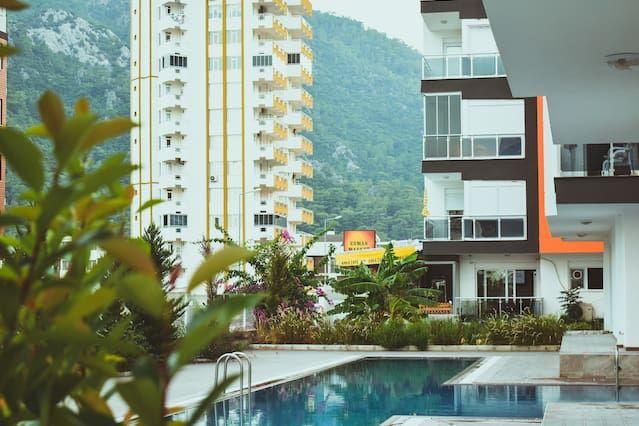 Vivienda para 5 huéspedes de 2 habitaciones