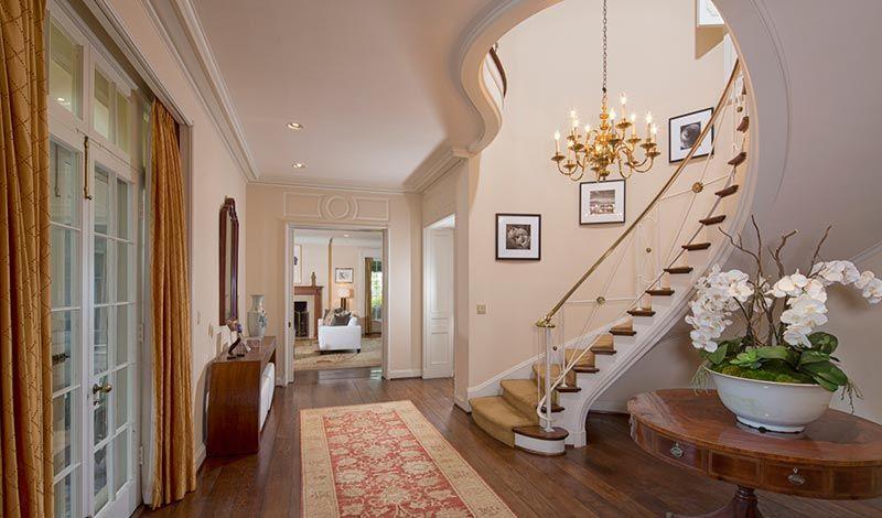 interior de la casa de la famosa taylor swift