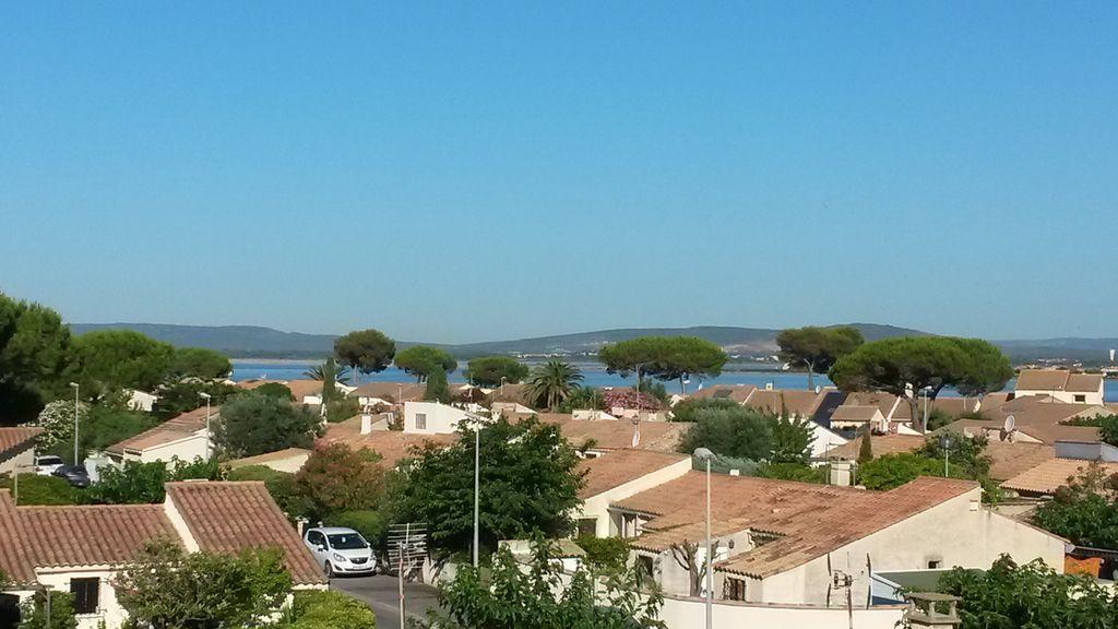 Alojamiento con balcón en Palavas-les-flots