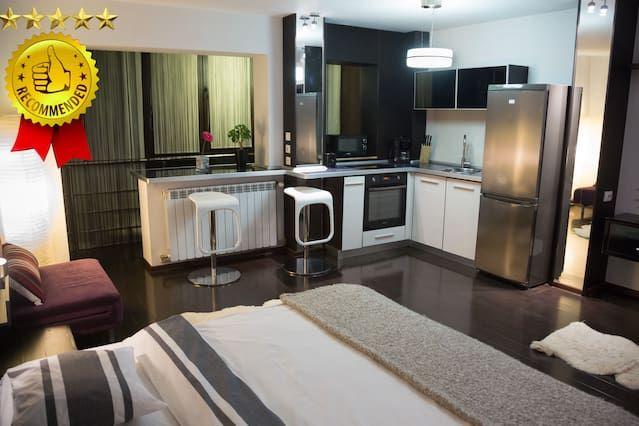 Appartement à Bucharest city de 1 chambre
