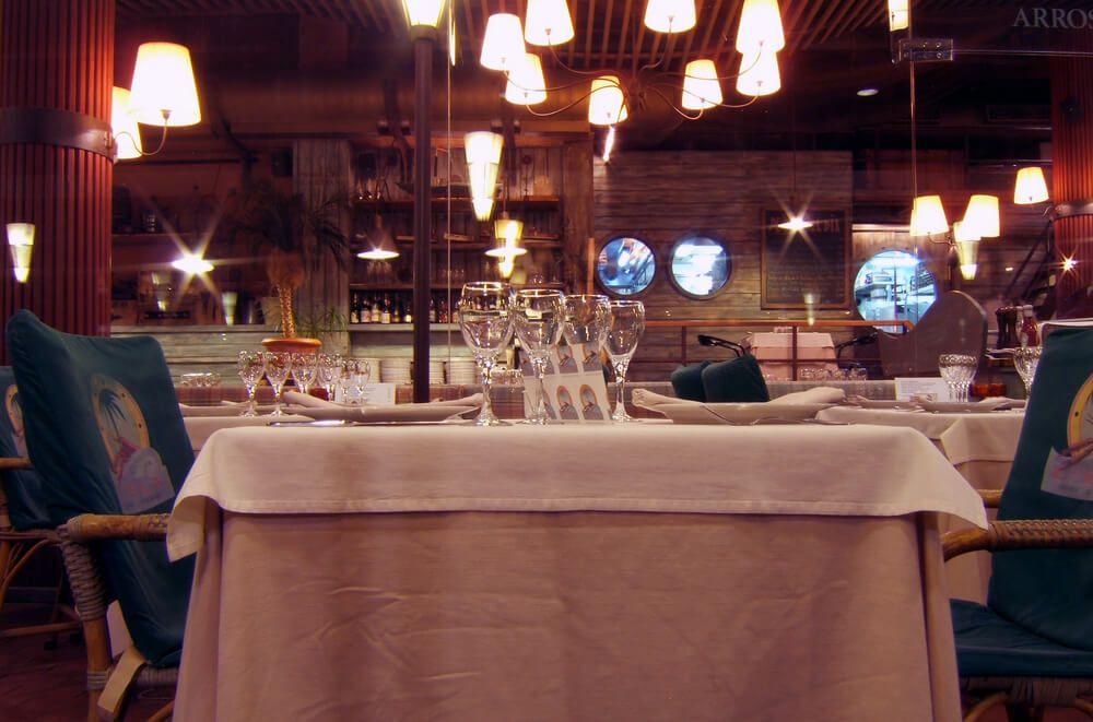 Cenar en Barcelona