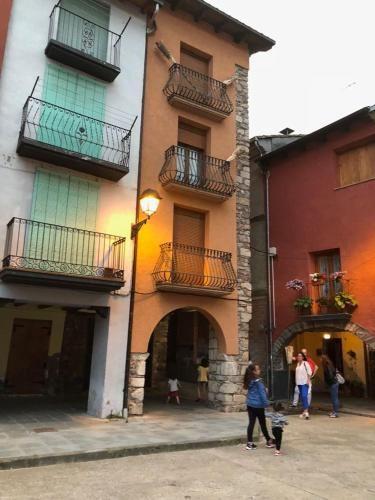Alojamiento interesante en Lleida