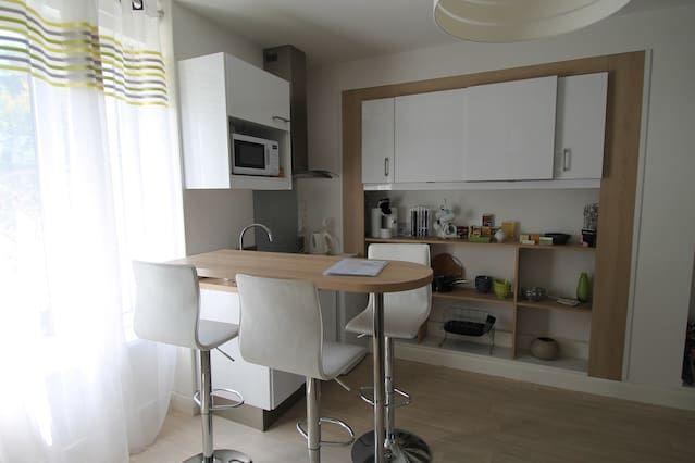 Unterkunft auf 30 m² in Limoges