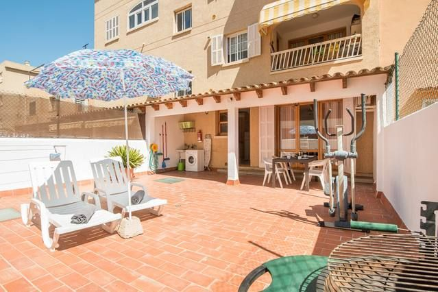 Flat in Palma for 4 people