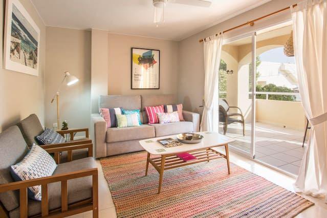 Wohnung für 6 Gäste mit 2 Zimmern