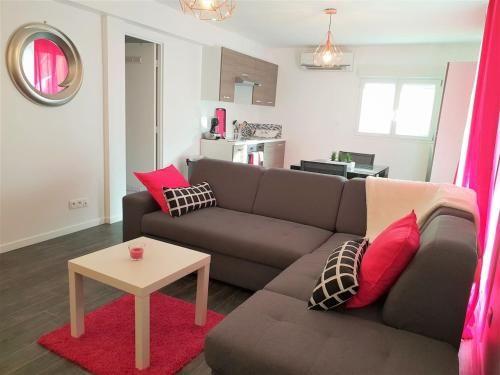 Apartamento de 1 habitación en Villeneuve-le-roi
