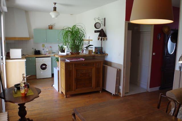 Apartamento/ piso à Saintes, en casa de Sylvie