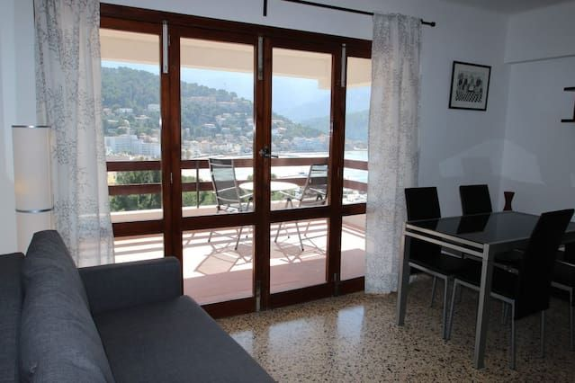 Apartamento en Port de sóller para 4 huéspedes