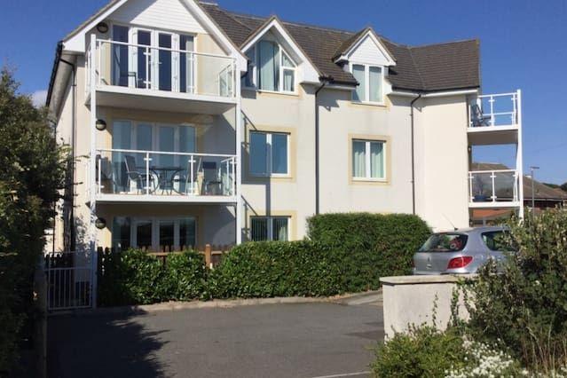 Apartamento en Bournemouth con wi-fi