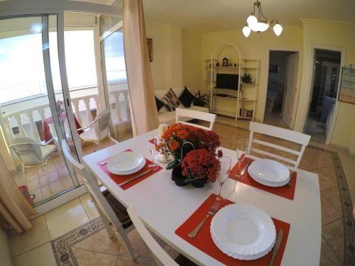 Alojamiento en Puerto de santiago de 1 habitación