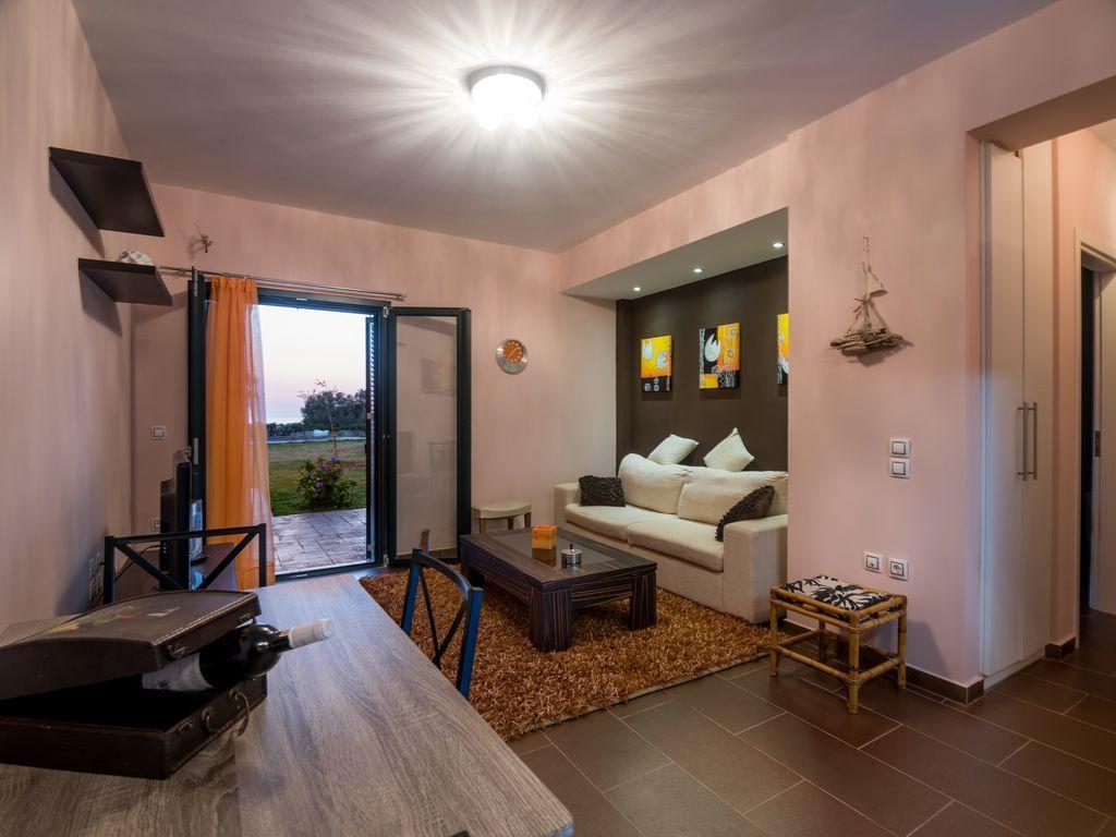 Villa con wi-fi per 4 ospiti