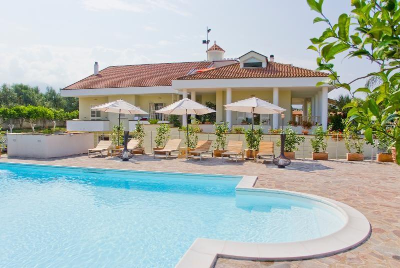 Villa Liberti Rooms