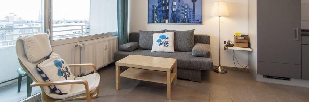 Provisto apartamento para 4 personas