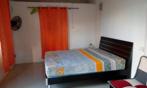Hébergement de 2 chambres avec jardin