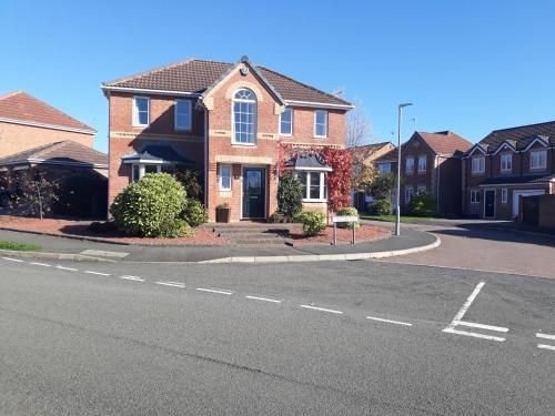 Apartment in Newbold with wi-fi