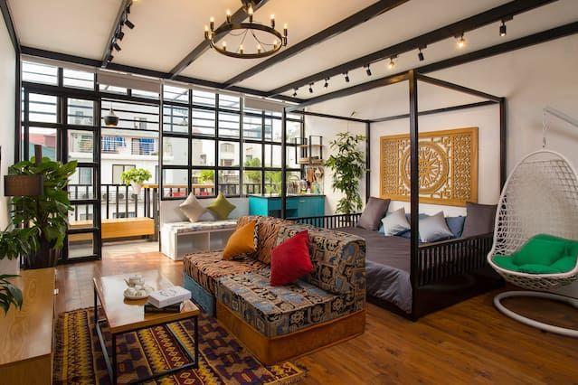 Vivienda de 40 m² con wi-fi