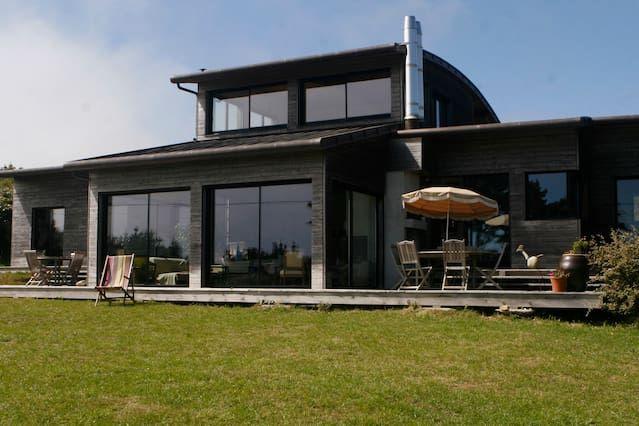 Casa de 6 habitaciones en Plougonvelin