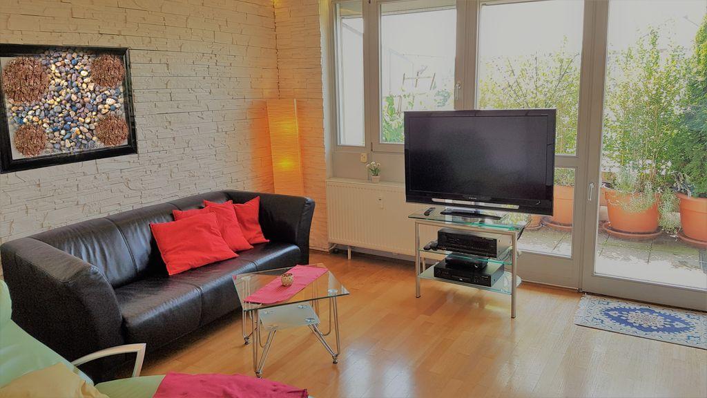 Familiäre Wohnung in München