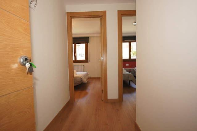 Apartamento en Benasque con Ascensor y Lavadora