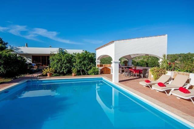 Residencia en Ibiza town para 8 personas