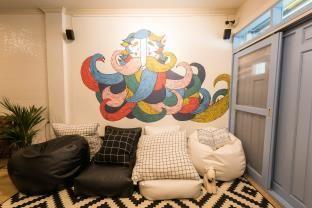 Casa única en Bangkok