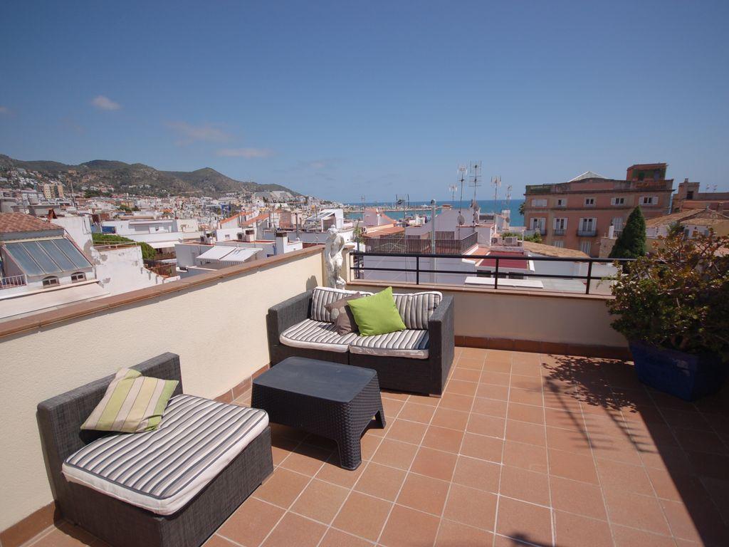 Apartamento hogareño para 6 huéspedes en Costa dorada