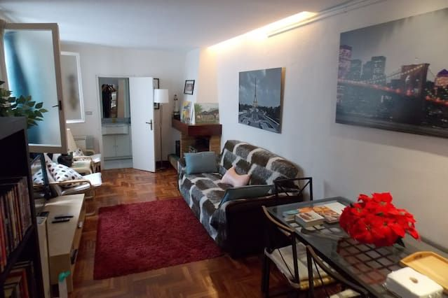 Apartamento super céntrico en Getxo.