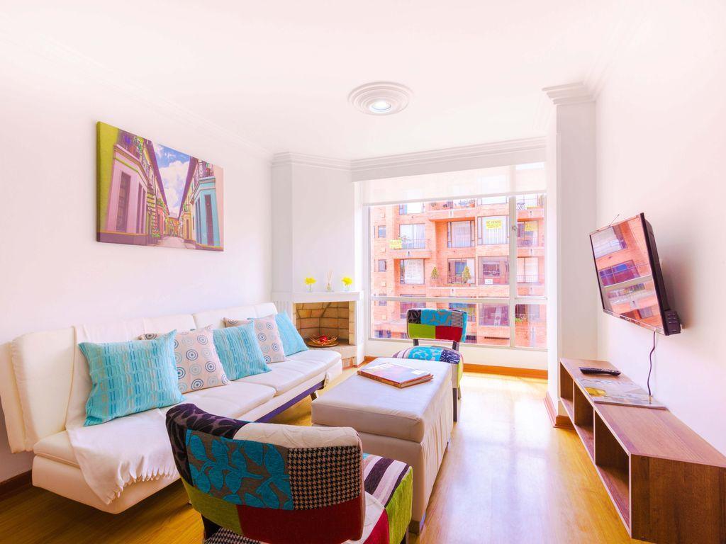 Familiar alojamiento para 4 huéspedes