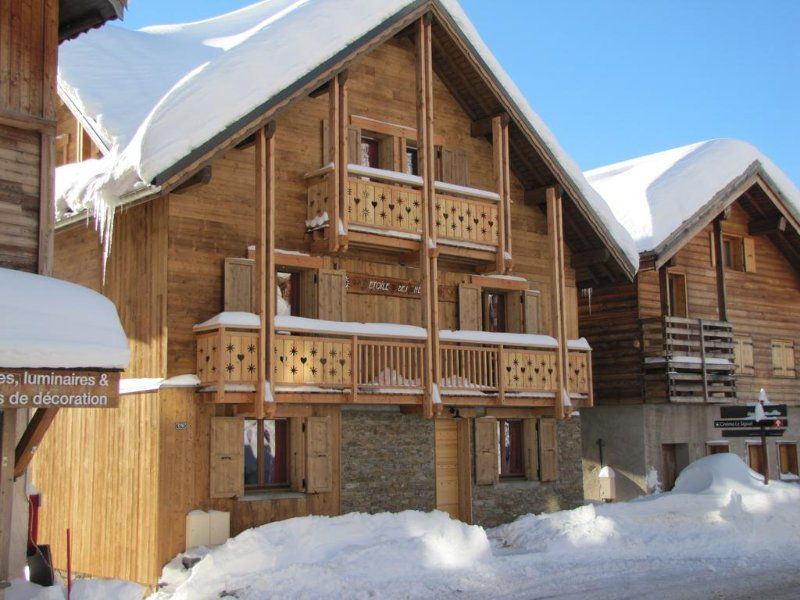 Casa con wi-fi en Alpe huez