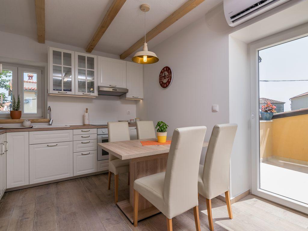 Vivienda de 2 habitaciones en Premantura