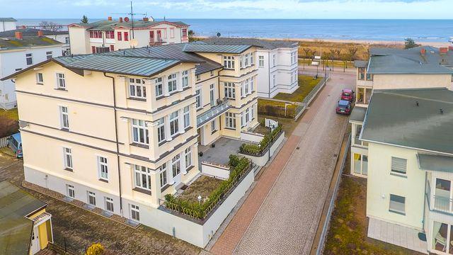 Haus mit 1 Zimmer in Ahlbeck (seebad)