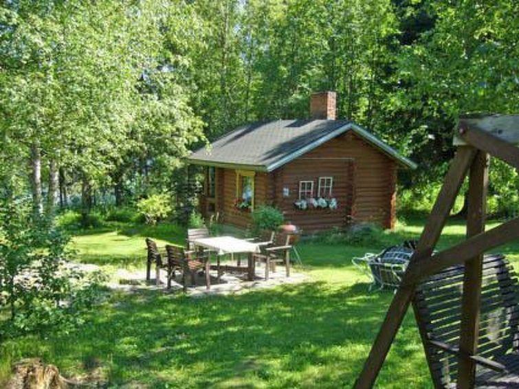 Equipada residencia en Mikkeli