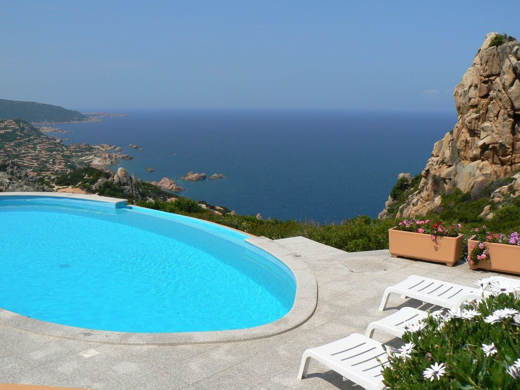 Alojamiento en Costa paradiso de 3 habitaciones
