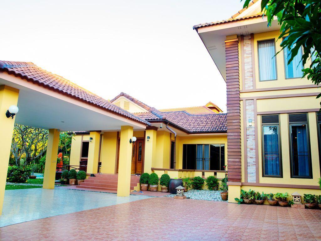 Provista residencia en Chiang mai